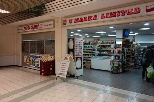 Thumbnail Retail premises for sale in Polish Supermarket E5, London