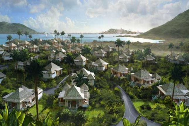 Thumbnail Villa for sale in St. Kitts, Trinity Palmetto Point