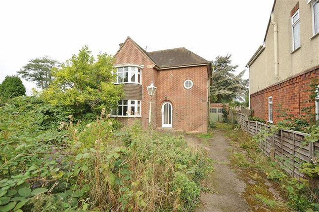 Thumbnail Detached house for sale in Wollaston Road, Irchester, Wellingborough
