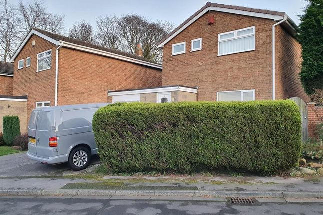 3 bed detached house for sale in Church Rise, Ryton NE40