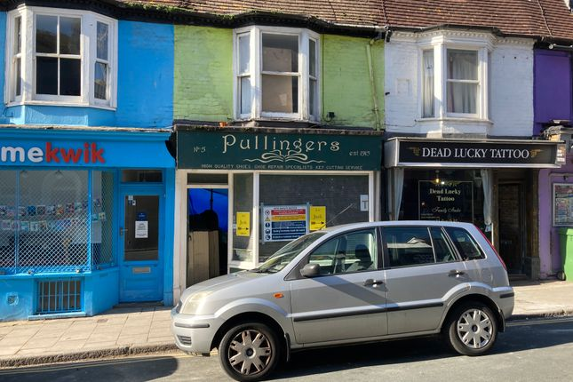 Thumbnail Retail premises to let in George Street, Brighton