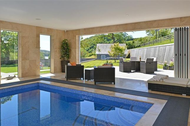 Thumbnail Detached house for sale in Old Warleigh Lane, Tamerton Foliot, Plymouth, Devon