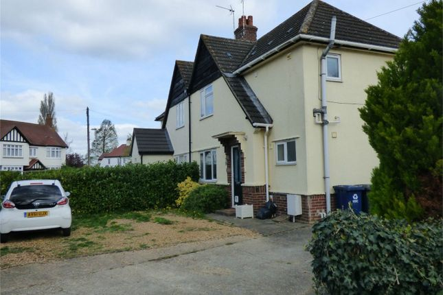 Thumbnail Flat to rent in Great Farthing Close, St. Ives, Huntingdon