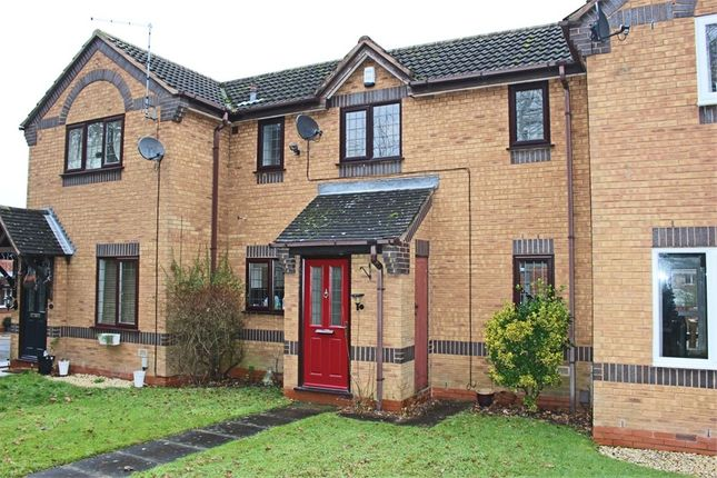 Thumbnail Terraced house to rent in Rutland Drive, Fazeley, Tamworth, Staffordshire