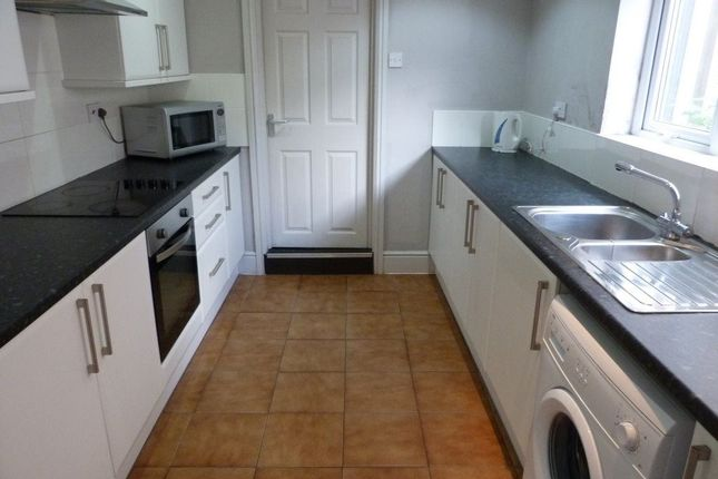 Thumbnail Property to rent in Thesiger Street, Cathays, ( 4 Beds )
