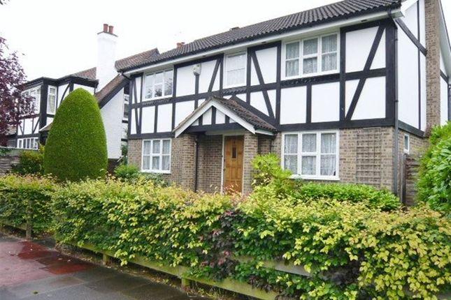 Thumbnail Detached house to rent in Surbiton Hill Park, Surbiton, Surrey