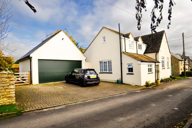 Thumbnail Detached house to rent in Church Lane, Wendlebury, Bicester