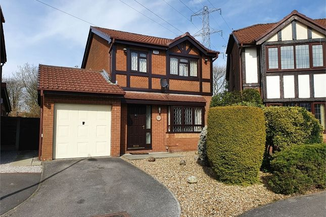 Thumbnail Detached house to rent in Sherborne Close, Radcliffe, Manchester