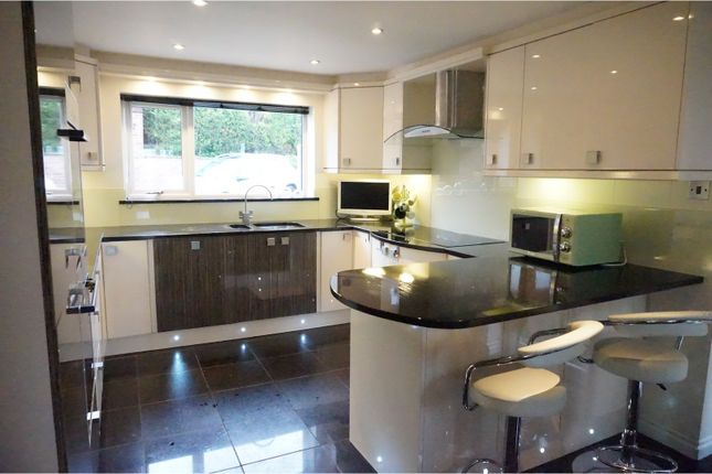 Thumbnail Detached house to rent in Doncaster Road, Barnsley