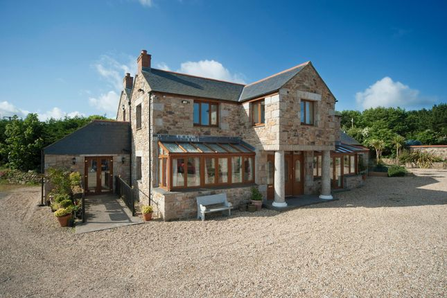 Thumbnail Detached house for sale in Goonearl, Scorrier, Redruth, Cornwall
