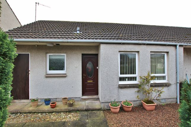 Thumbnail Semi-detached bungalow for sale in Merse Strand, Kirkcudbright