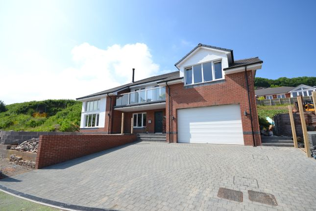 Thumbnail Detached house for sale in Parc Llindir, Llanddulas