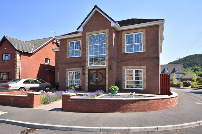 Thumbnail Detached house for sale in Ocean View, Jersey Marine, Neath
