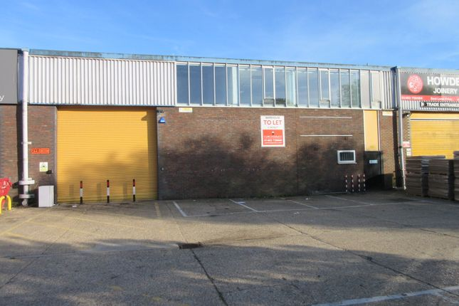 Industrial to let in Unit 19 Goldsworth Park Trading Estate, Kestrel Way, Woking