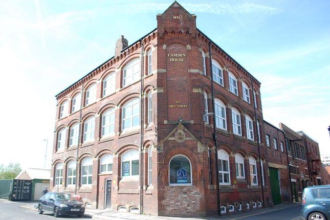 Thumbnail Studio to rent in Grey Street, Ashton-Under-Lyne