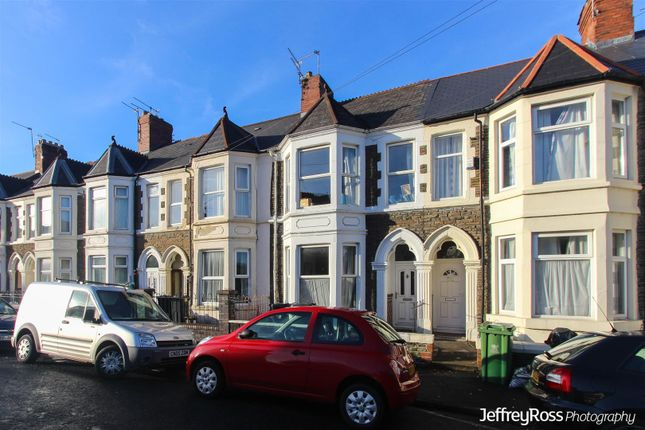 Thumbnail Property for sale in Malefant Street, Roath, Cardiff