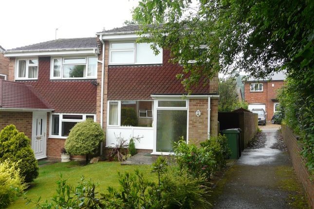 3 bed semi-detached house to rent in Pine Ridge Road, Burghfield Common, Reading RG7