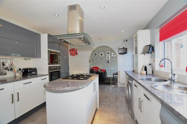 Thumbnail Bungalow for sale in Cliff Drive, Warden, Sheerness, Kent