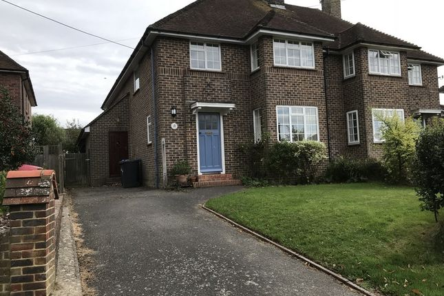 Thumbnail Semi-detached house to rent in Lewes Road, Horsted Keynes