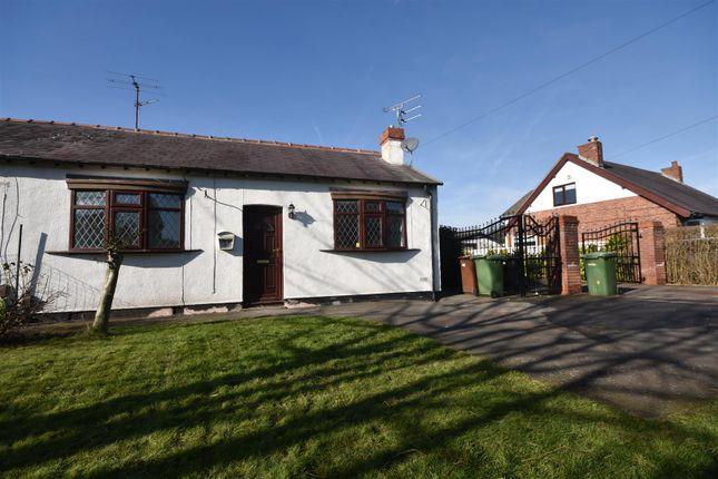 Thumbnail Semi-detached bungalow to rent in Croft Lane, Bromborough, Wirral
