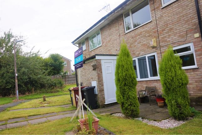 Thumbnail Flat to rent in Greenwalk, Bolton