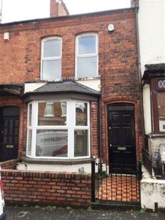 Thumbnail Terraced house to rent in Sandhurst Gardens, Belfast