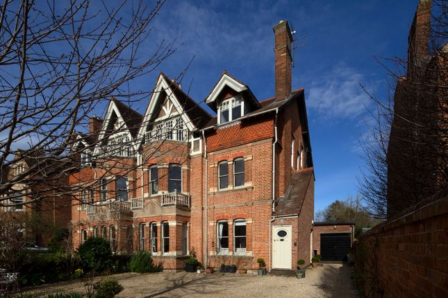 Thumbnail Flat for sale in Bardwell Road, Central North Oxford