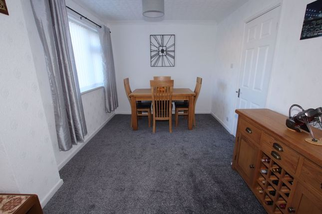 Dining Room of Cromwell Avenue, Loftus, Saltburn-By-The-Sea TS13