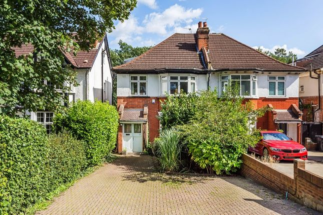 Semi-detached house for sale in Brighton Road, Purley, Surrey