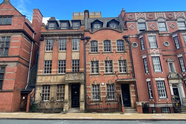 Thumbnail Office for sale in The Birmingham & Midland Institute, 93 & 95 Cornwall Street, Birmingham