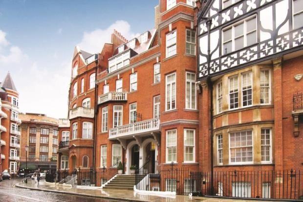 Thumbnail Flat for sale in Hans Crescent, Knightsbridge, London