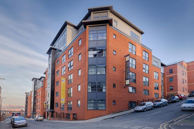 Thumbnail Flat for sale in Edward Street, Sheffield