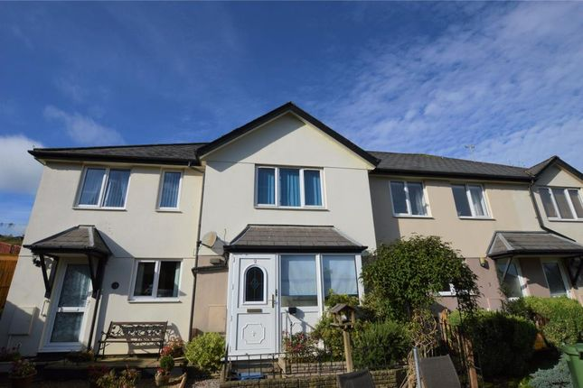 Thumbnail Terraced house for sale in Rangers Close, Buckfastleigh, Devon