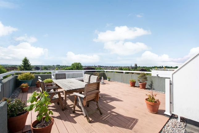 Thumbnail Flat for sale in Newbold Terrace, Leamington Spa, Warwickshire