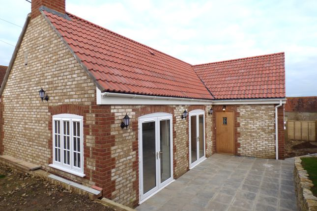 Thumbnail Detached bungalow for sale in Vine Street, Templecombe