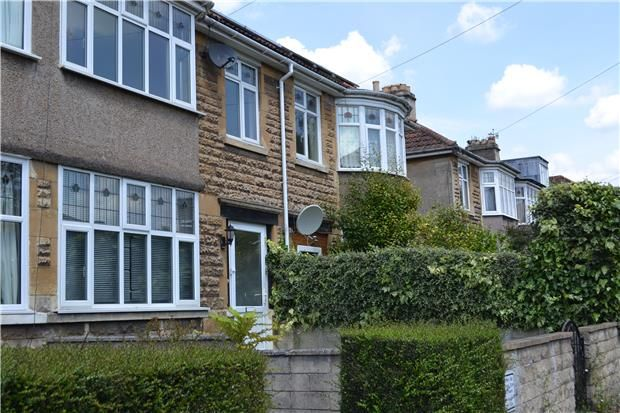 Thumbnail Terraced house to rent in St. Johns Road, Bathwick, Bath, Somerset