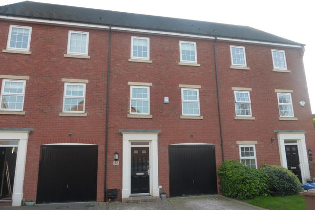 Thumbnail Property to rent in Mary Slater Road, Lichfield