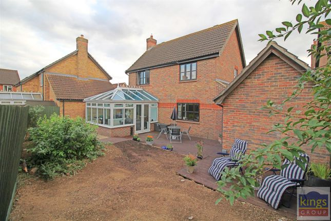 3 bed detached house for sale in Pilkingtons, Church Langley
