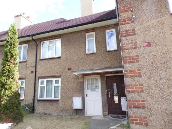 Thumbnail Maisonette for sale in Greycote, Shortstown, Bedford, Bedfordshire