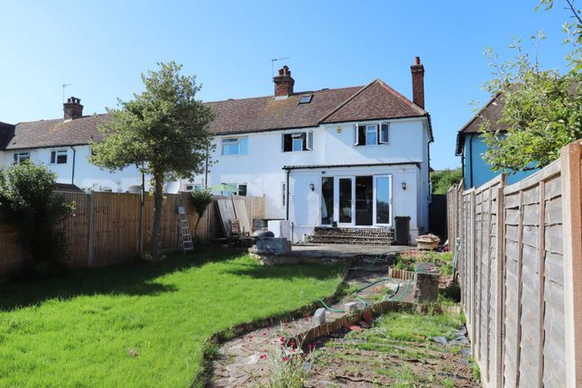 Thumbnail Semi-detached house for sale in Mount Pleasant Road, New Malden