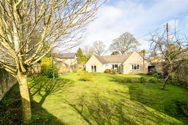 Thumbnail Detached bungalow for sale in Oxford Road, Enstone, Chipping Norton