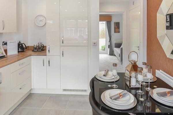 "3 bedroom property for sale in ""The Cornflower At Lyme Gardens, Stoke-On-Trent"" at Wellington Road, Hanley, Stoke-On-Trent"