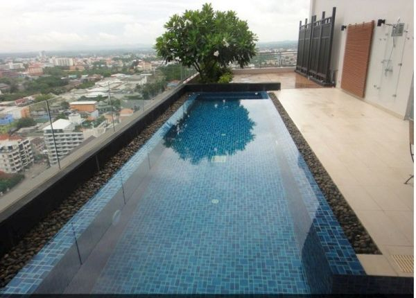 Thumbnail Apartment for sale in Central Pattaya, Thailand