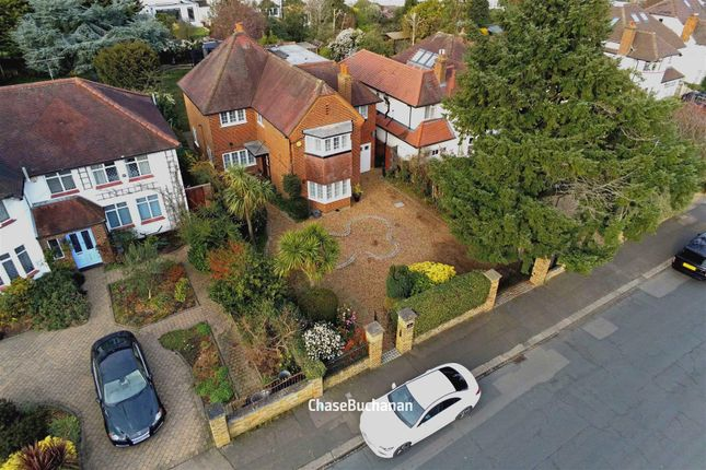 Thumbnail Detached house for sale in Acacia Road, Hampton