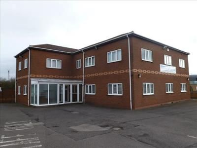 Office to let in Premises, Prince Henry Drive, Queens Road, Immingham, North East Lincolnshire
