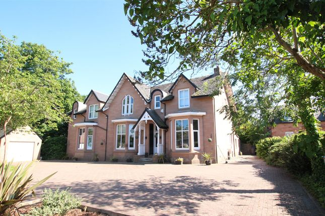Thumbnail Detached house for sale in Silverwells Crescent, Bothwell, Glasgow