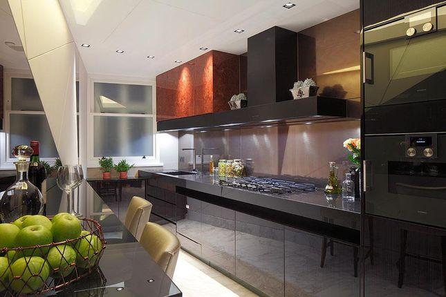 Kitchen of Thurloe Place, London SW7