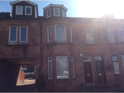 Thumbnail Flat to rent in Catherine Street, Motherwell