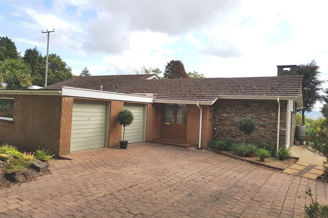 Thumbnail Detached bungalow for sale in West Hill, Ottery St. Mary