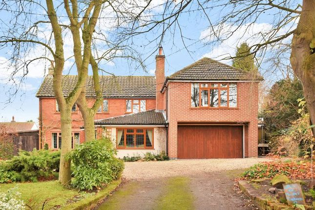Thumbnail Detached house for sale in Water Lane, Frisby On The Wreake, Melton Mowbray
